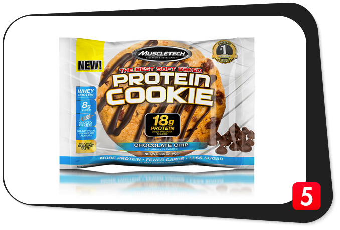 MuscleTech Protein Cookie Review – The Superior Protein Cookie Is Not So Superior
