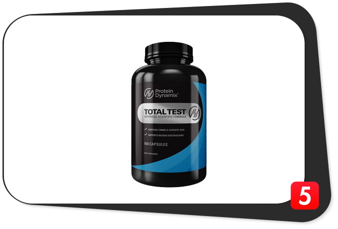 Protein Dynamix Total Test Review