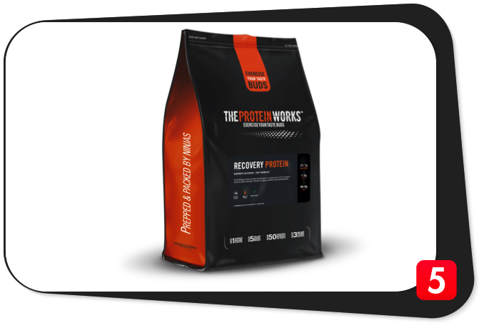 The Protein Works Recovery Protein Review – Ultimate Recovery Formula Underwhelms