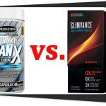 Hydroxycut Lean X Next Gen vs. Slimvance Thermogenic