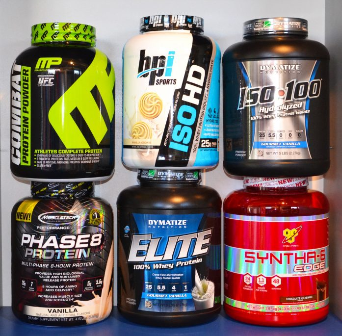 The best protein powders for keto diet include leading supplement brands