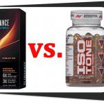 Slimvance Stimulant Free vs. Iso Tone
