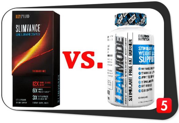 Slimvance vs Leanmode
