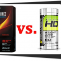 Slimvance vs Cellucor Super HD
