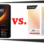 Slimvance Thermogenic vs. Cellucor Super HD Fire