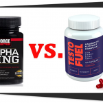 Alpha King vs. Testofuel