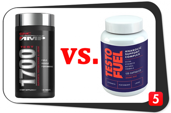 Amp Test 1700 vs. TestoFuel review