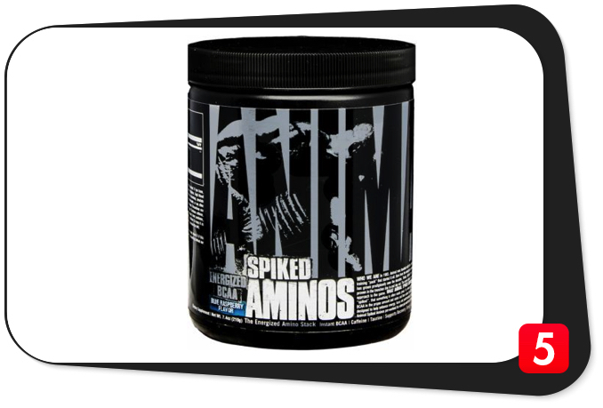 Animal Spiked Aminos Review – Spiked With One Flaw Too Many