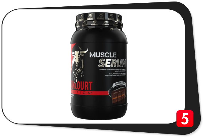 BETANCOURT MUSCLE SERUM Review – Anabolic Protein Blend With Growth Factors Still A Good Bargain