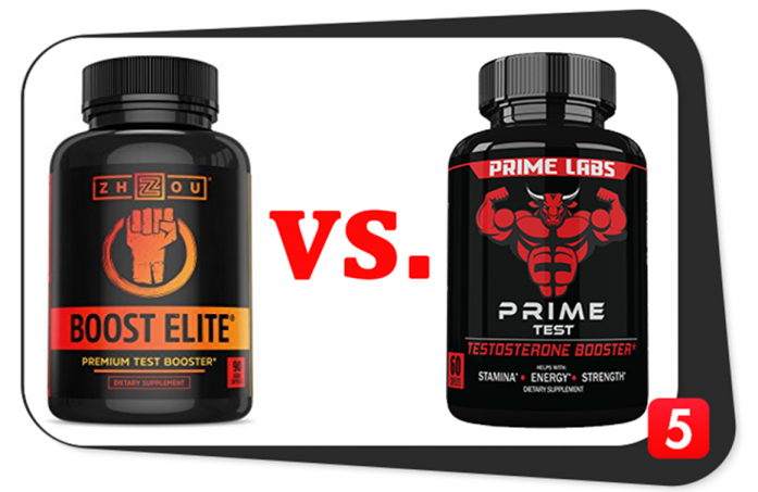 Boost Elite vs. Prime Test