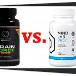 Brain Force Plus vs. Mind Lab Pro