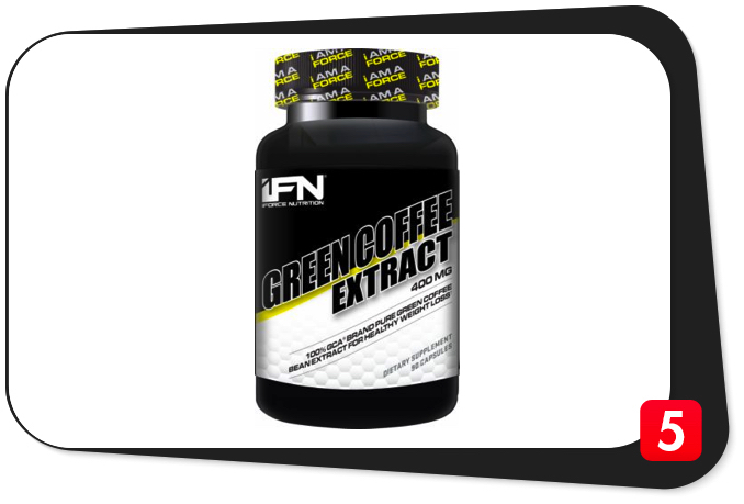 iForce Nutrition Green Coffee Extract Review – Stimulant-Free Weight Management Support Keeps It Simple