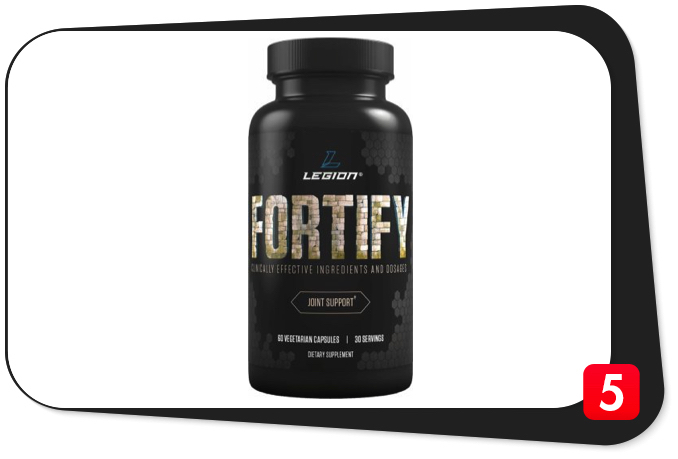 Legion FORTIFY Review – The Most Powerful Supplement For Joint Health Kills It