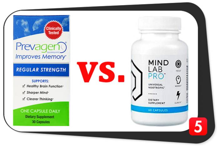 Prevagen vs. Mind Lab Pro