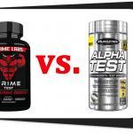 Prime Test vs. Alpha Test