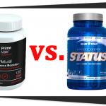 Prime Male vs. STATUS