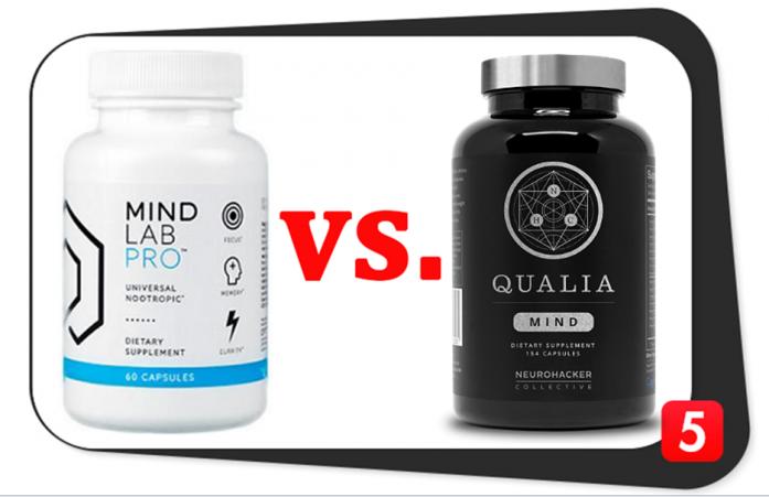 Mind Lab Pro vs. Qualia Mind