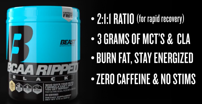 Can Beast BCAA Ripped Black exceed expectations?