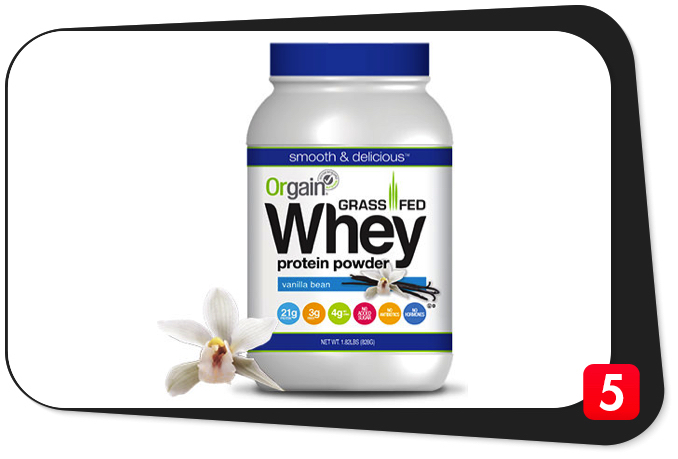 Orgain Whey Protein Review – A Whey Protein Unlike Any Other