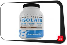 Bodybuilding.com Signature 100% Whey Protein Isolate Review – Protein At Its Best For More Muscle Gains
