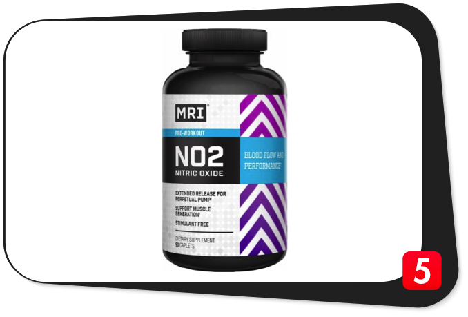 MRI NO2 NITRIC OXIDE Review – The Not-Your-Average Pre-Workout Is Plain Mediocre