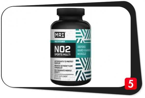 MRI NO2 SPORTS MULTI Review – King of Vitamin B12 Content Can Defend Muscle Mass