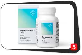 Performance Lab Mind Review – Boosts Mental Intensity, Then Helps You Bounce Back