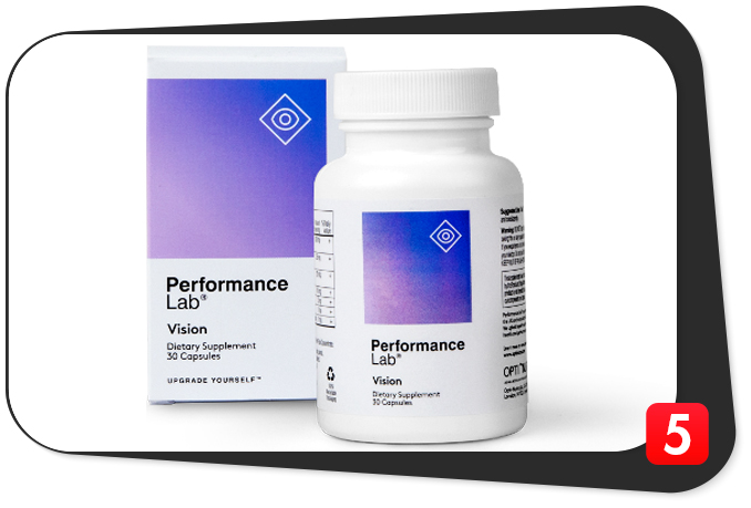 Performance Lab Vision Review – Game-Changing Eyesight Enhancer Sharpens Competitive Edge