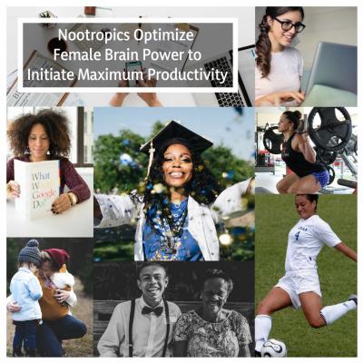 nootropic, optimize, productivity, women