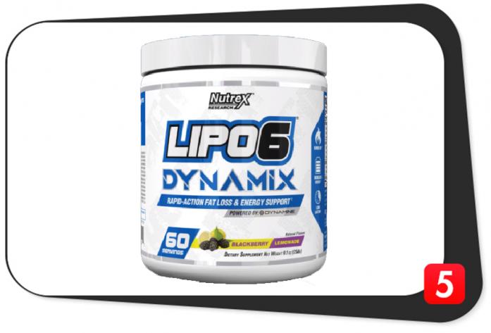 Nutrex Lipo 6 DYNAMIX Review – Energy-Nootropic Fat Burner Arrives (July 2018 Update)