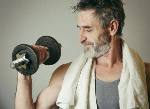 The best testosterone boosters for men over 60 can help with muscle building