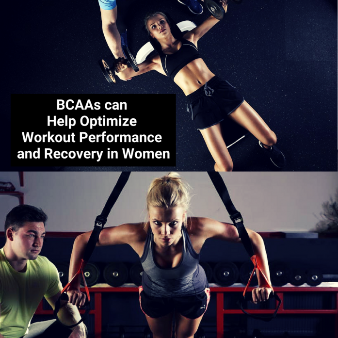 Best BCAAs for Women – Essential Amino Acids Help Fat-Loss, Speed Up Muscle Recovery and Boost Lean Muscle