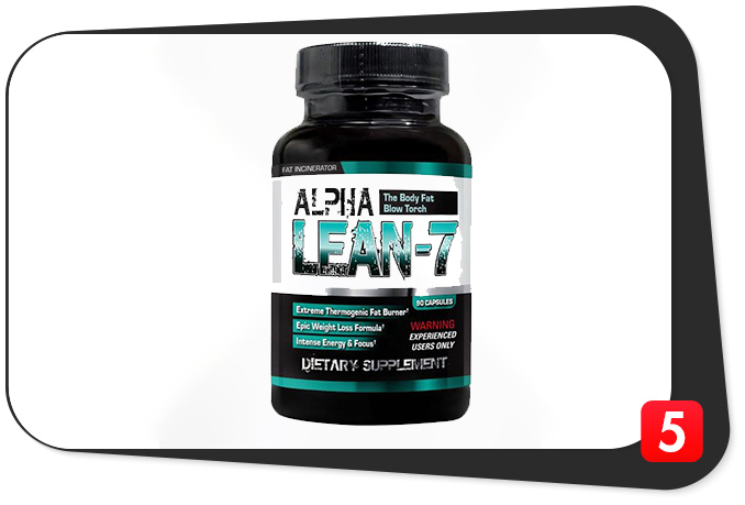 Alpha Lean 7 Review – A Great Fat Burner for Beginners