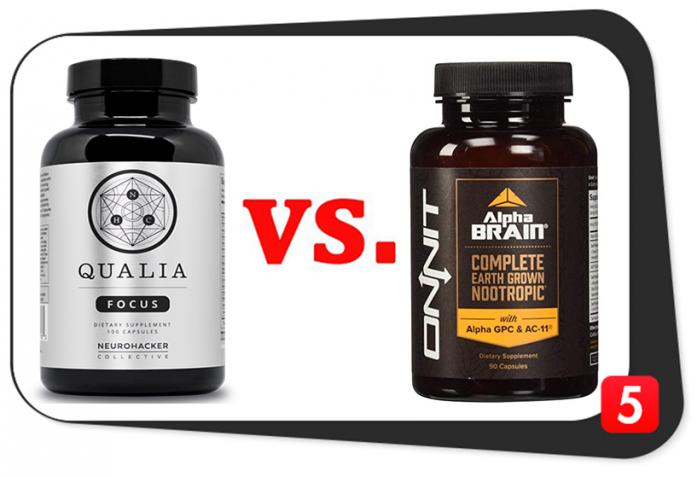 b69ef55f Qualia Focus vs. Alpha Brain - Best 5 Supplements