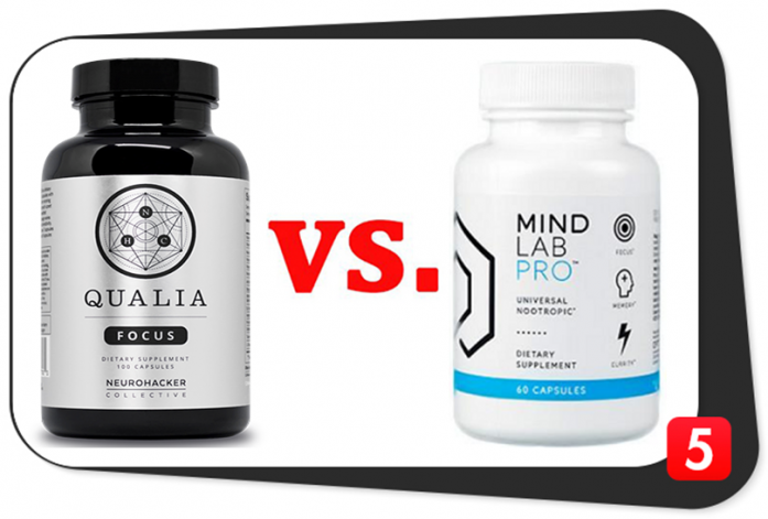 Qualia Focus vs  Mind Lab Pro - Best 5 Supplements