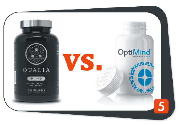 Qualia Mind vs. Optimind