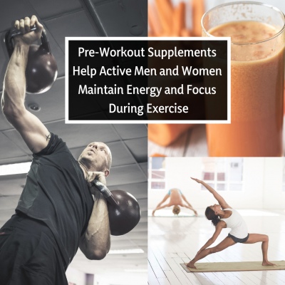 List of pre-workout supplements