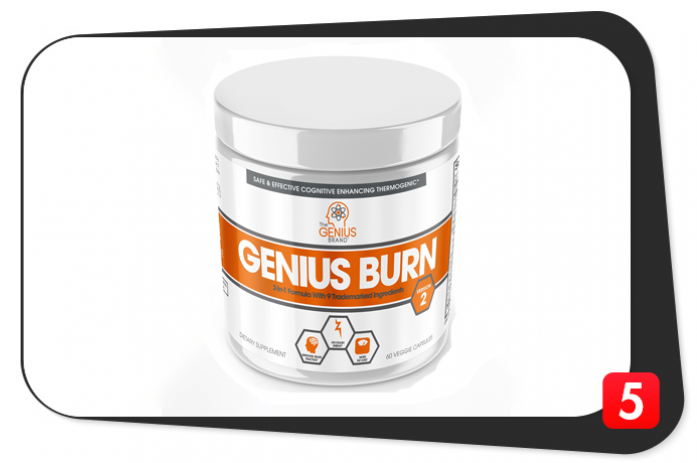 Genius Burn Review: The Fat Burner for Smart People?