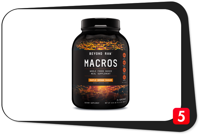 BEYOND RAW MACROS Review – Whole-Foods-Based Meal Supplement Comes Up Short