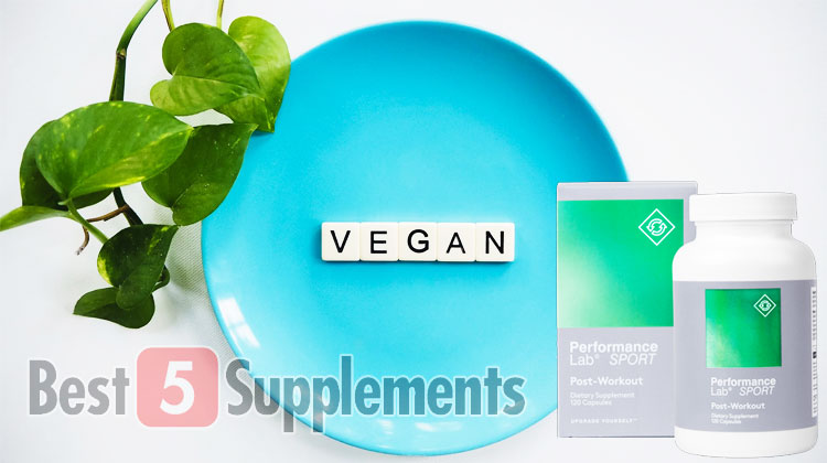 Best Vegan Post Workout Supplement