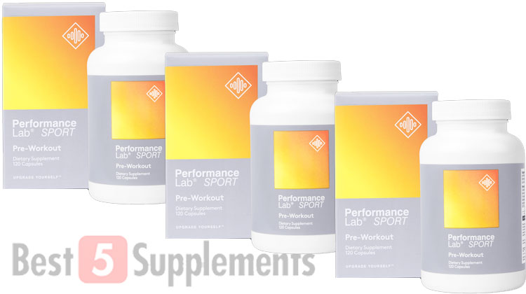 Performance Lab Pre comes in capsules which are better than pills vs powder