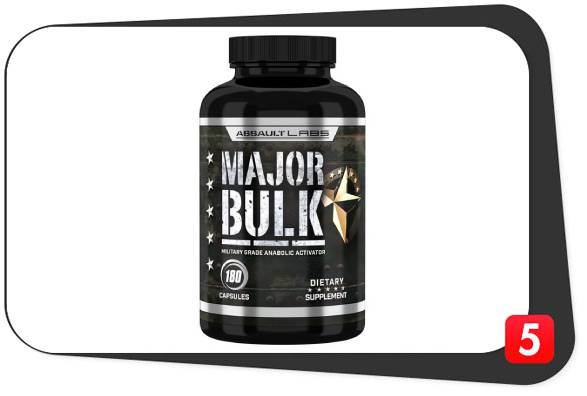 Assault Labs Major Bulk Review