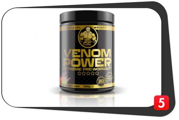 Venom Power Pre-Workout Review