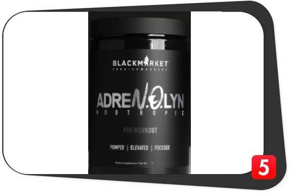 AdreNOlyn Nootropic Review
