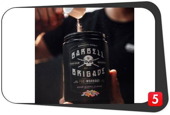 Barbell Brigade Pre-Workout Review