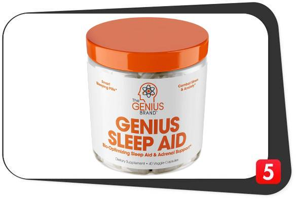Genius Sleep Aid Review