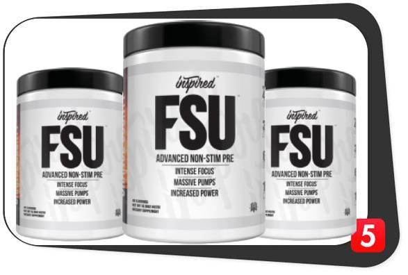 Inspired FSU Pre-Workout