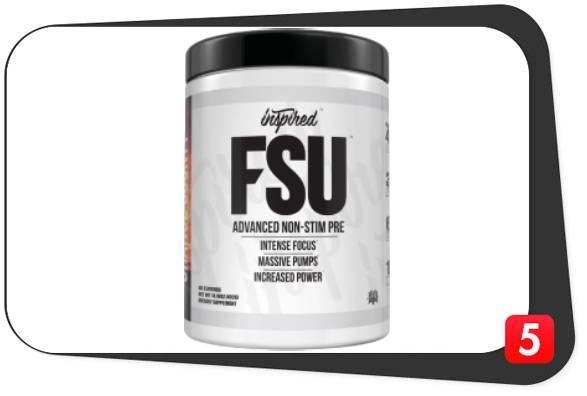 Inspired FSU Pre-Workout Review