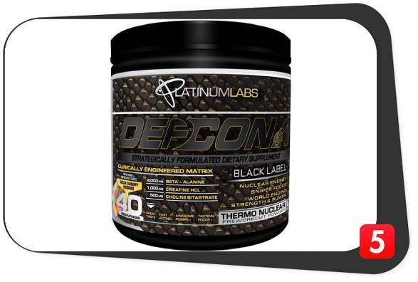Platinum Labs DefCon1 Review