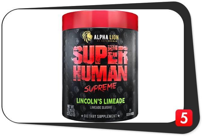 Alpha Lion SuperHuman Supreme Review